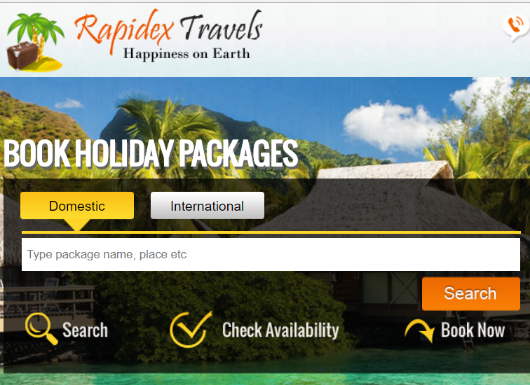 Rapidex Travels